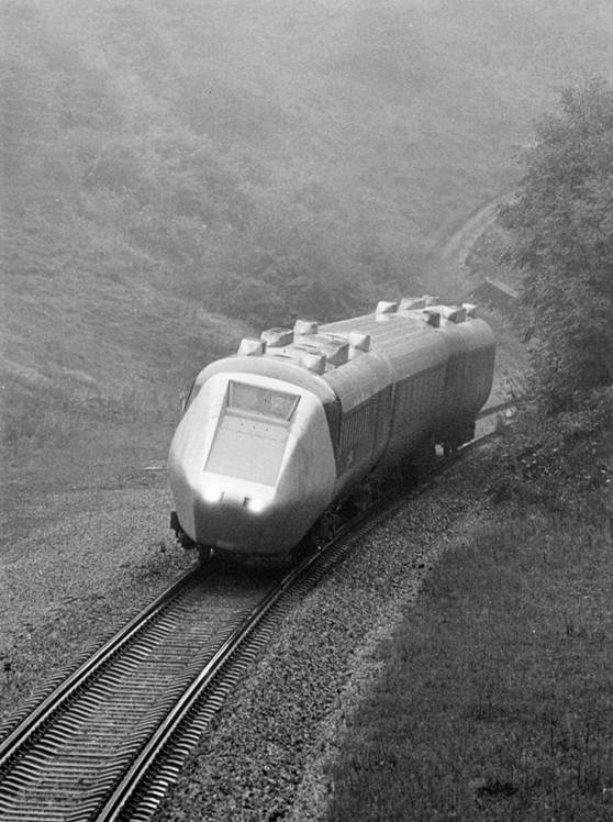 Science Museum Group Journal - Flying Scotsman: modernity