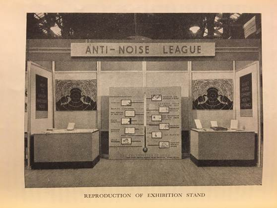 Science Museum Group Journal - 'A Chamber of Noise Horrors