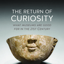 Front cover image of the return of curiosity book