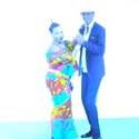 Still from a video showing Congolese dancing