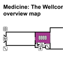 Exploring Medicine gallery overview map