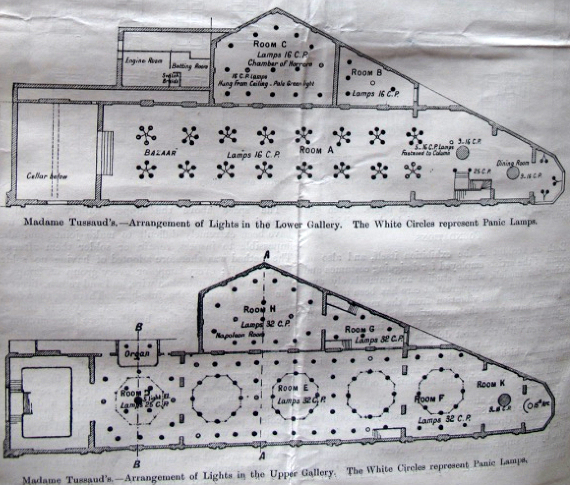Science Museum Group Journal The Panstereomachia Madame Tussauds Iron Duke Engine Diagram In